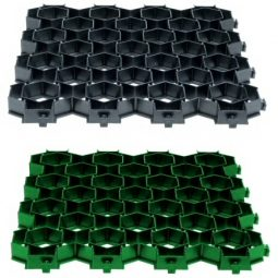 Plastic Ground Matting